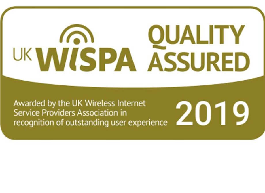 UK WISPA Quality Assured